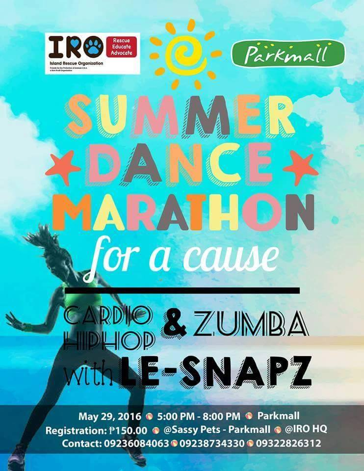 Summer Dance Marathon